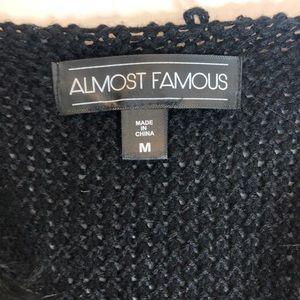 Almost Famous Sweaters - Almost Famous faux fur vest